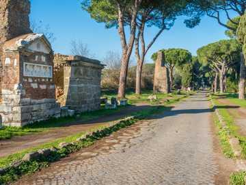 Parque Scipioni en Roma - Parque Scipioni en Roma