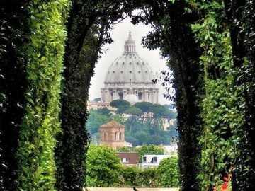 Roseto Comunale en Roma - Roseto Comunale en Roma