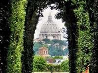 Roseto Comunale in Rome - Roseto Comunale in Rome