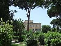 Villa Celimontana with garden in Rome - Villa Celimontana with garden in Rome