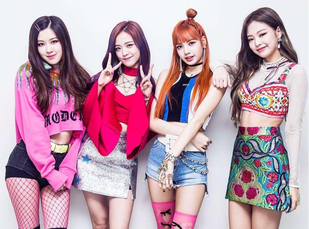 blakpink - blakpink es un grupo de korea de k-pop (9×7)