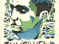 Javier Heraud - In diesem Puzzle geht es um Javier Heraud, einen peruanischen Dichter, Lehrer, Schriftsteller und Gu