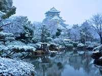 Snow in japan - Japan under the snow