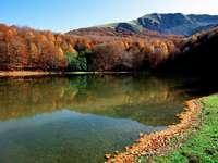 Περιοχή της Ιταλίας Basilicata το φθινόπωρο - Περιοχή της Ιταλίας Basilicata το φθινόπωρο