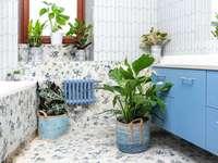 banheiro diferente - decoração de banheiro não convencional