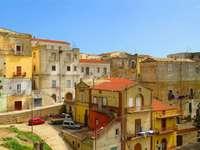 Region Irsina w Basilicata we Włoszech - Region Irsina w Basilicata we Włoszech