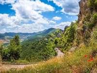 Pietrapertosa Basilicata Region Italy - Pietrapertosa Basilicata Region Italy
