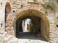 Tursi oblast Basilicata Itálie - Tursi oblast Basilicata Itálie
