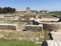 Archeologický park Venosa, Basilicata, Itálie - Archeologický park Venosa, Basilicata, Itálie