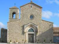 Pisticci Madonna Casale Basilicata Region Itálie