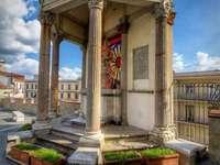 Potenza region, Basilicata Itálie