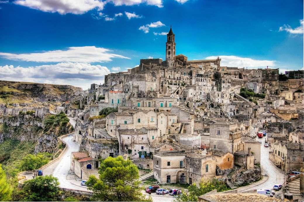 Matera regio Basilicata Italië (13×9)