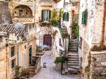Región de Matera de Basilicata Italia - Región de Matera de Basilicata Italia
