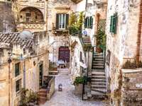 Region Matera w Basilicata we Włoszech