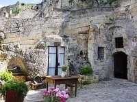 Matera troglodyte κατοικιών Basilicata περιοχή Ιταλία - Matera troglodyte κατοικιών Basilicata περιοχή Ιταλία