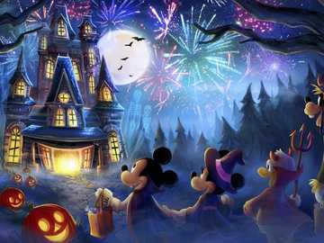 Mickey & Friends Halloween - Mickey & Friends Halloween