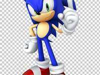 SONIC PUZZLE - Sonic The Hedgehog Jigsaw Puzzles for Kids