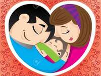 Coragem agostiniana AMOR - Amor pela familia
