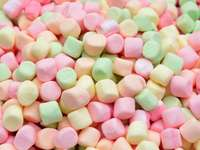 Marshmallows - Colored marshmallows