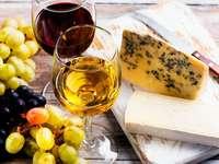 combinazione di vino e cibo - Australia - m ......................