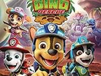Paw patrol - Paw patrol Dino salvează Rex, Chase, Marshall și Skye
