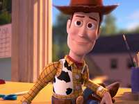 Woody el vaquero