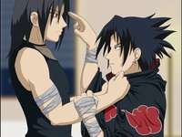 Itachi and Sasuke deviantart