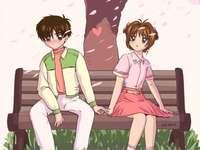 Sakura e Shaoran - Sakura e Shaoran ?? ⚔️ fanart