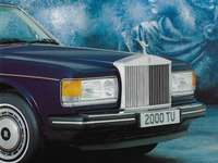 1989 Rolls-Royce Flying Spur - This Is A Photo Of A Sedan.