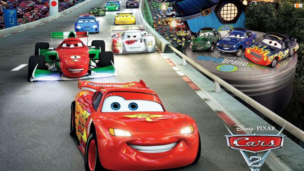 Película de animación, Cars 2, Cars 2