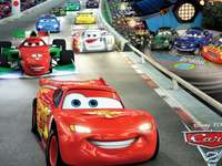 Film d'animation, Cars 2, Cars 2