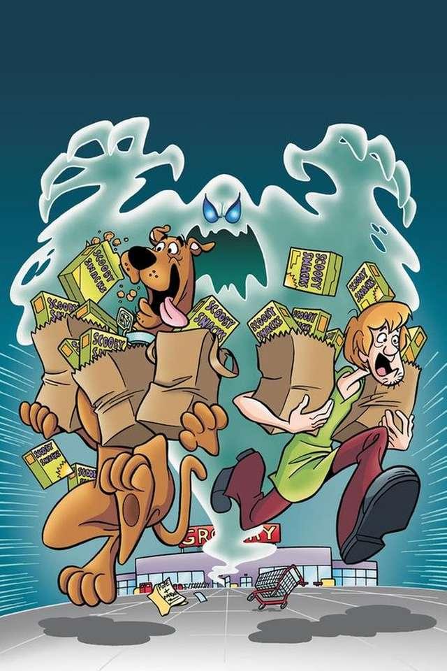 Scooby Doo - Scooby-Doo és Shaggy (6×9)