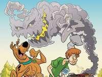 Scooby Doo - Scooby-Doo y Shaggy