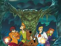 Scooby-Doo - Scooby-Doo with a crew of secrets