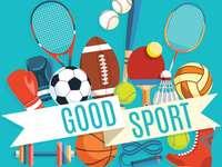 sport equipment - m .....................
