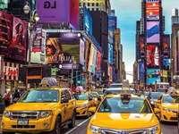 Street, Μανχάταν - Manhattan Street, ταξί .....