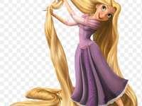 Ραπουνζέλ - Το Rapunzel είναι μια ταινία για μια πολύ όμορφη πριγκίπισ�