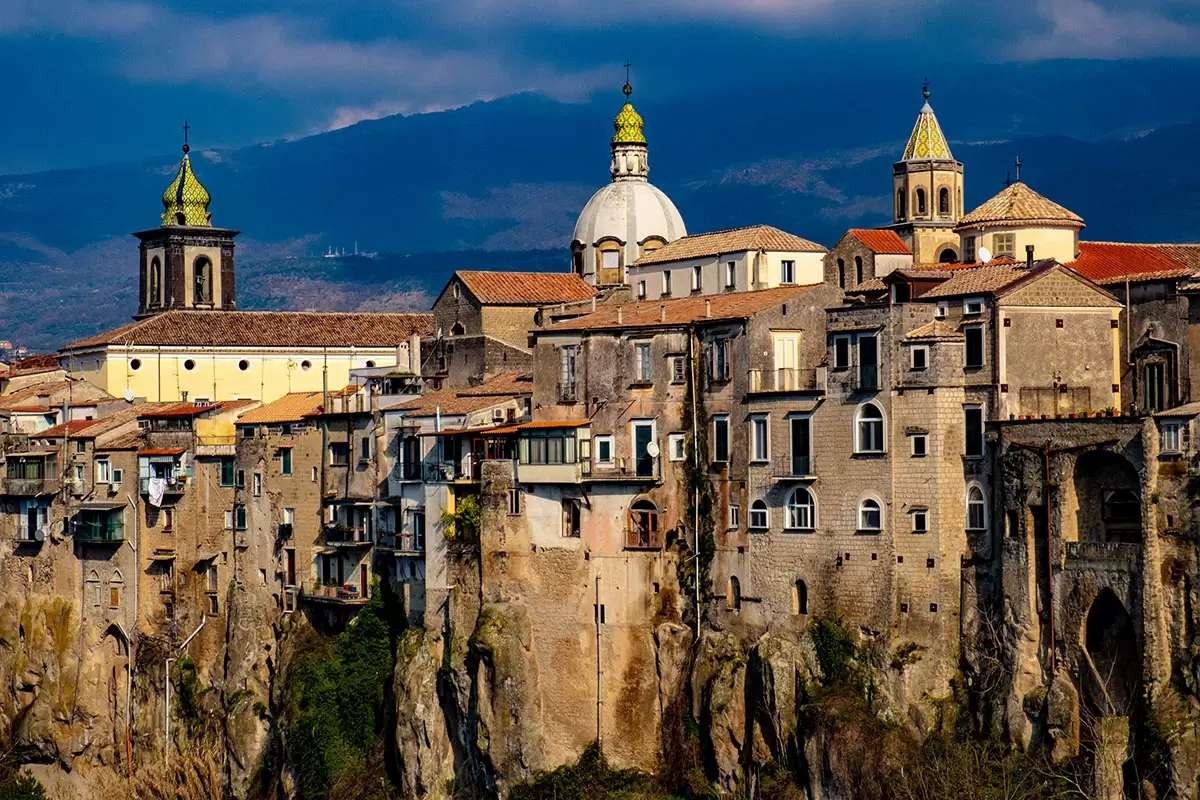 Benevento regione Campania Italia (13×9)