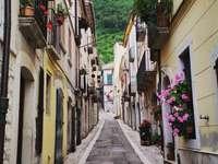 Benevento Region Kampanien Italien - Benevento Region Kampanien Italien