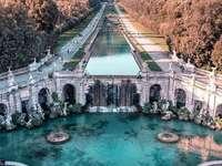 Caserta Royal Palace Campania Italien - Caserta Royal Palace Campania Italien