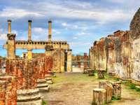 Region Pompeje v Kampánii, Itálie - Region Pompeje v Kampánii, Itálie