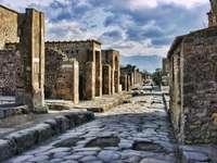 Регион Помпей в Кампания Италия - Регион Помпей в Кампания Италия