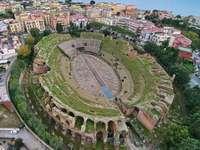 Pozzuoli regione Campania Italia