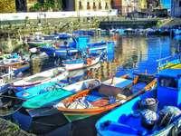 Pozzuoli régió, Campania, Olaszország - Pozzuoli régió, Campania, Olaszország