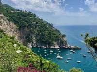 Amalfi Coast region of Campania Italy - Amalfi Coast region of Campania Italy