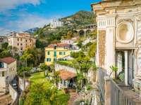 Salerno régió Campania Olaszország