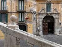 Салерно, стария град на Кампания, Италия - Салерно, стария град на Кампания, Италия