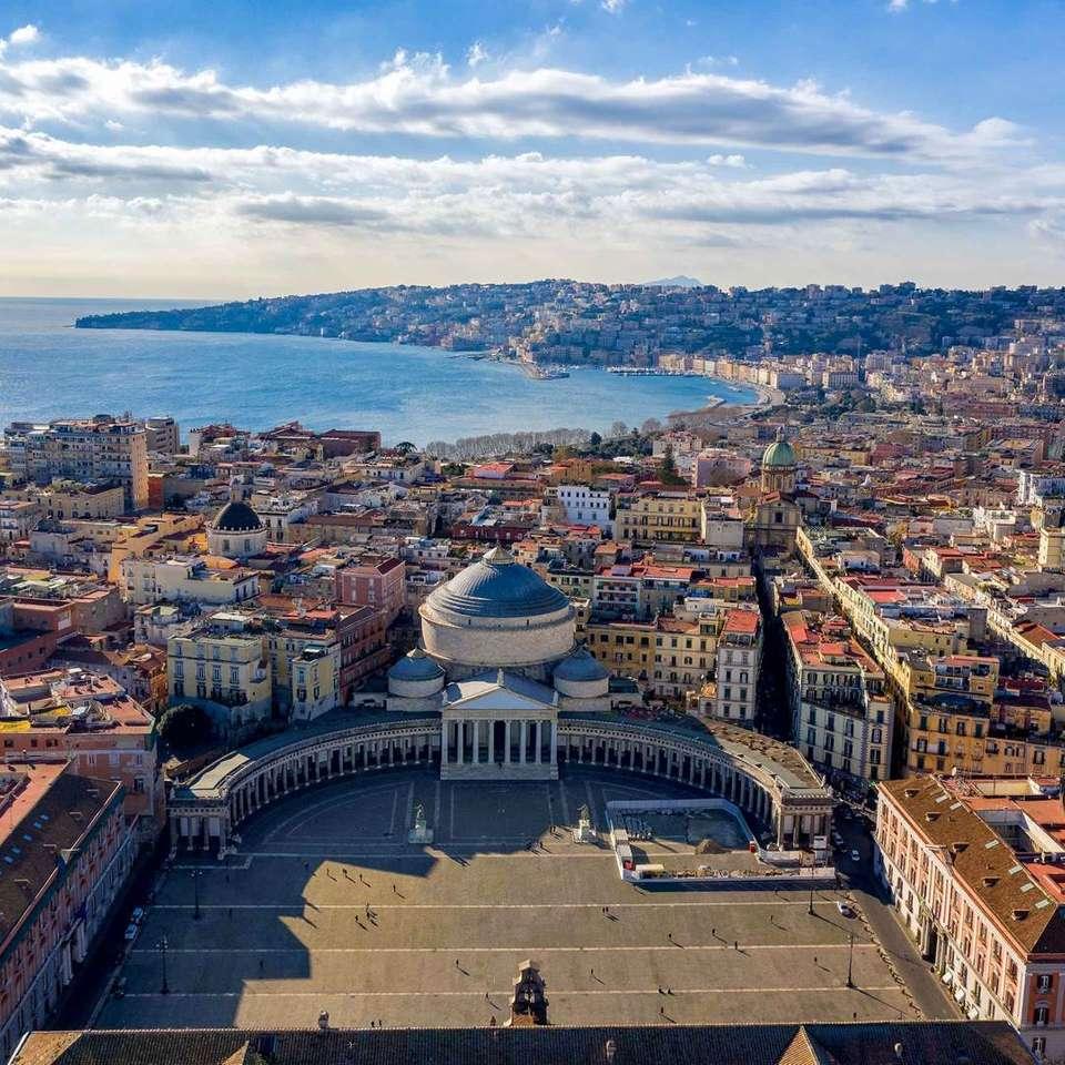 Nápoles, região da Campânia, Itália (11×11)