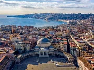Napels regio Campania Italië