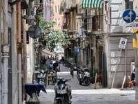 Неапол регион Кампания Италия